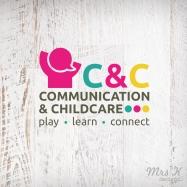 Logos - CommunicationandChildcare